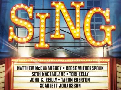 Sing (2016) - jak ocalić teatr?