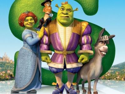 Shrek Trzeci (2007) - bycie królem nie jest proste