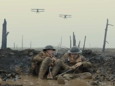 """""""1917"""" - film będziemy mogli obejrzeć online"""