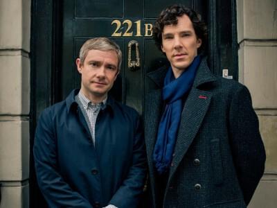 Sherlock (sezon 3) – atak na centrum Londynu