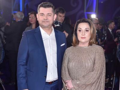 Żona Zenka Martyniuka, Danuta, źle znosi aresztowanie ich syna Daniela