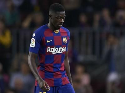 Czerwona kartka dla gracza Barcelony