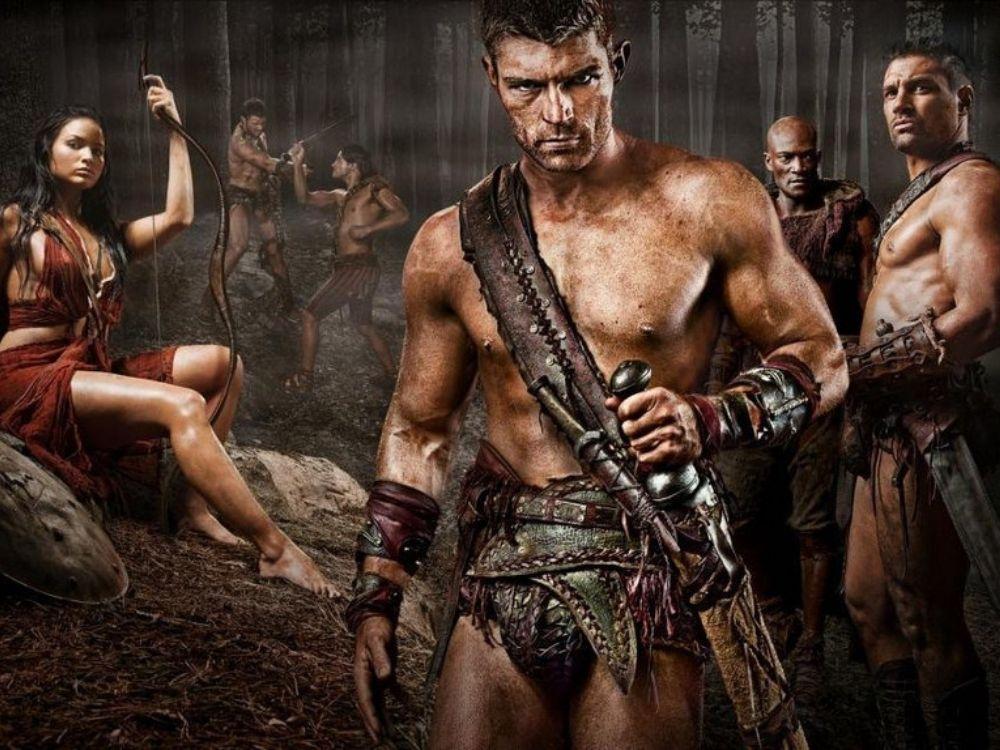 Spartakus: Krew i piach (2010) online - opis serialu, obsada, zwiastun, odcinki, sezony. Gdzie oglądać?