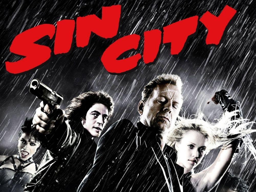 Sin City - Miasto grzechu (2005) - trzy historie z zepsutego miasta