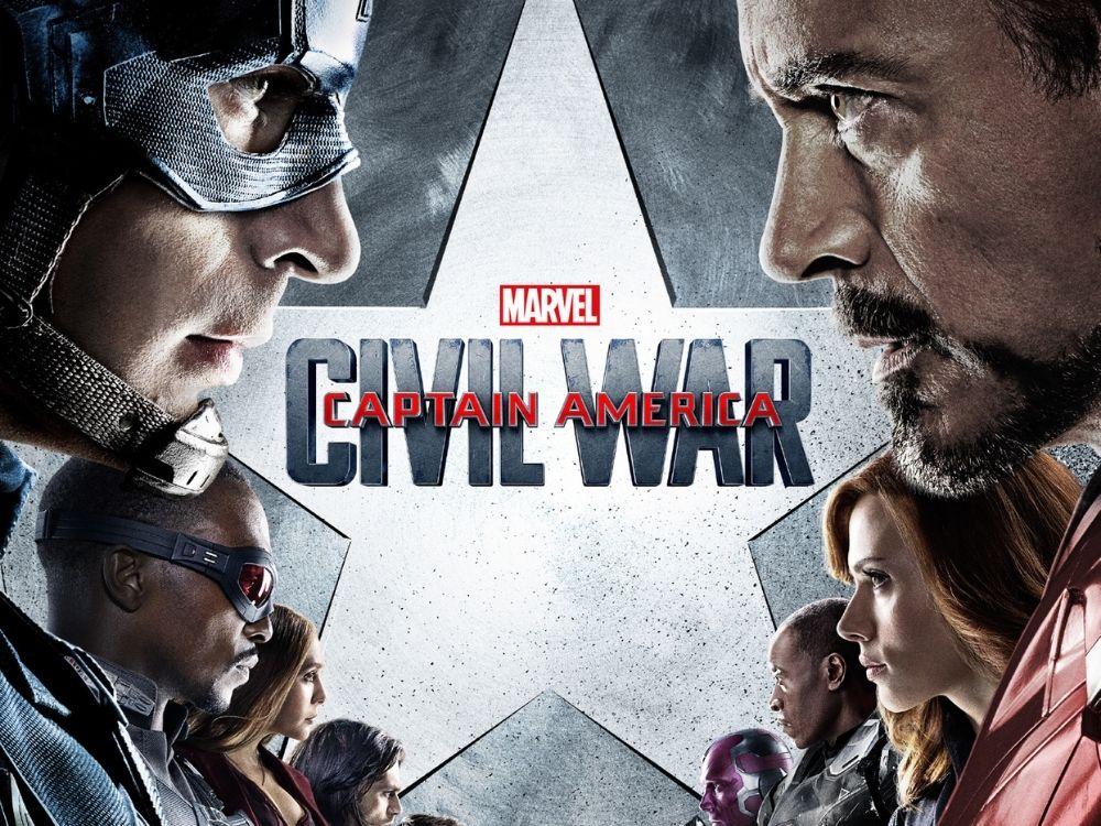 Kapitan Ameryka: Wojna bohaterów - konflikt w grupie