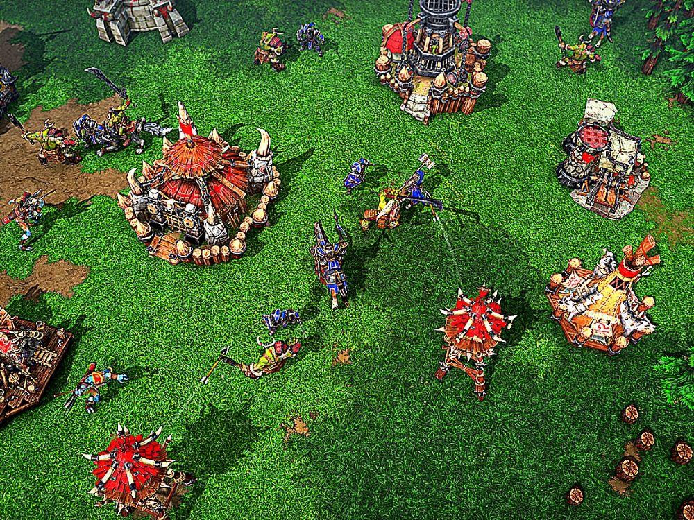 Warcraft III: Reign of Chaos, Frozen Throne – wymagania sprzętowe PC, Mac