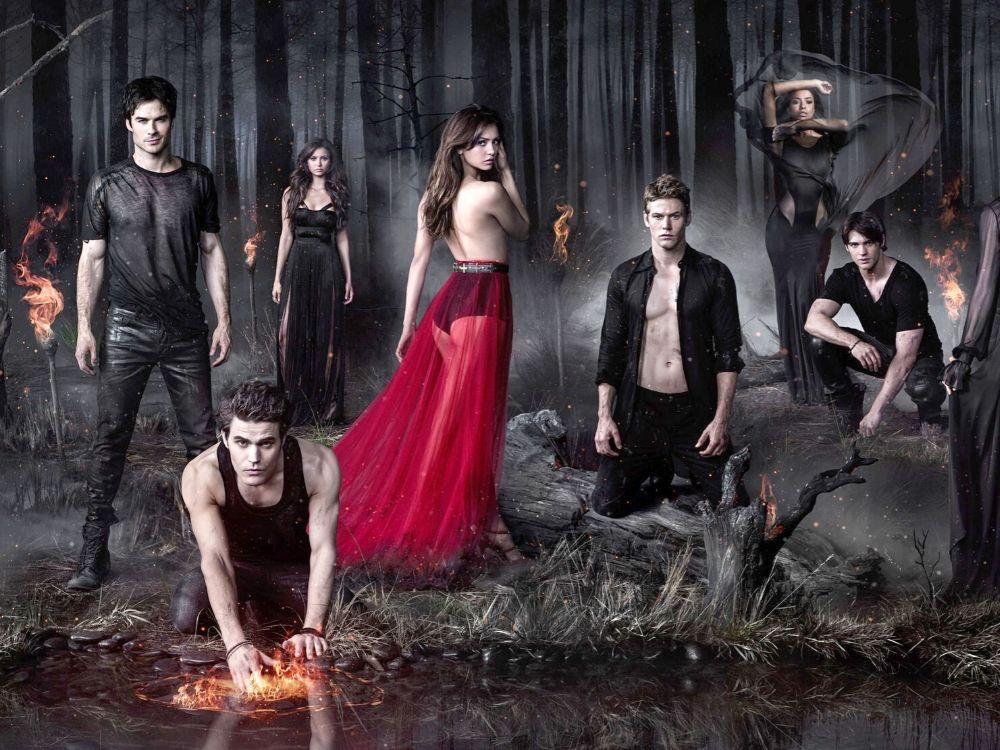 Najlepsze seriale o wampirach - nie tylko dla młodzieży