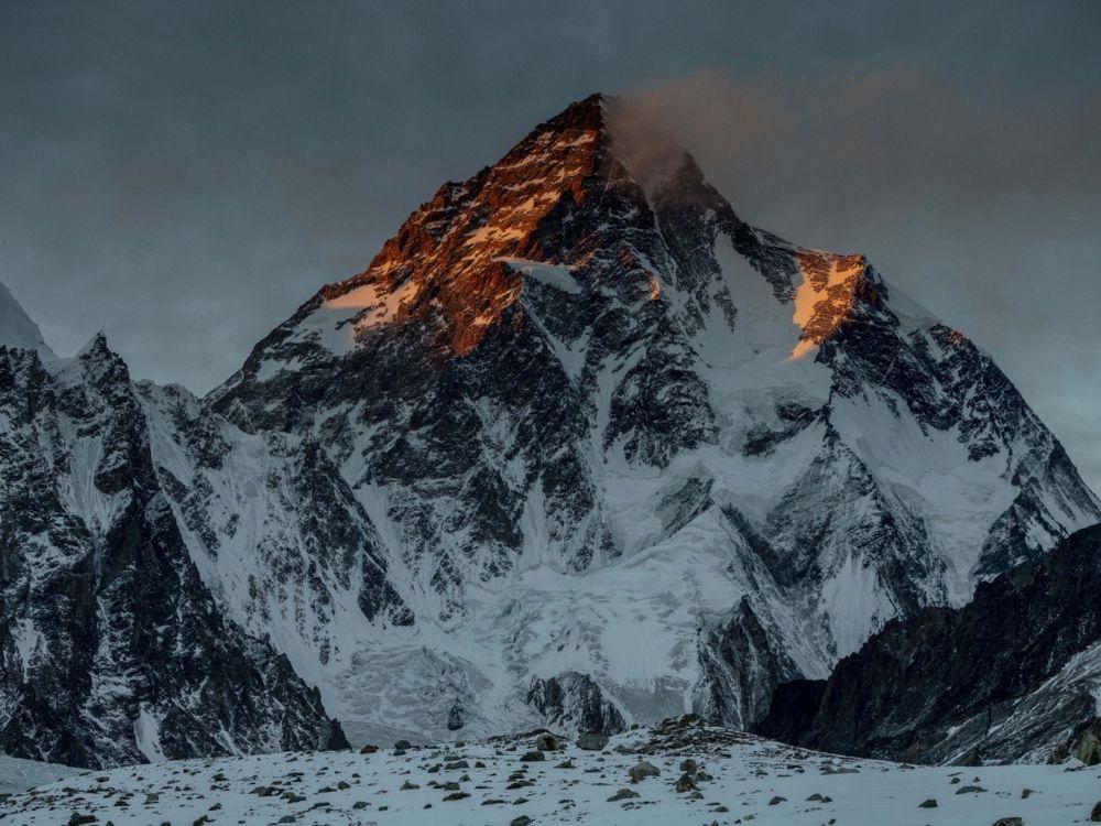 Ostatnia góra - pasja, niebezpieczeństwo i śmierć