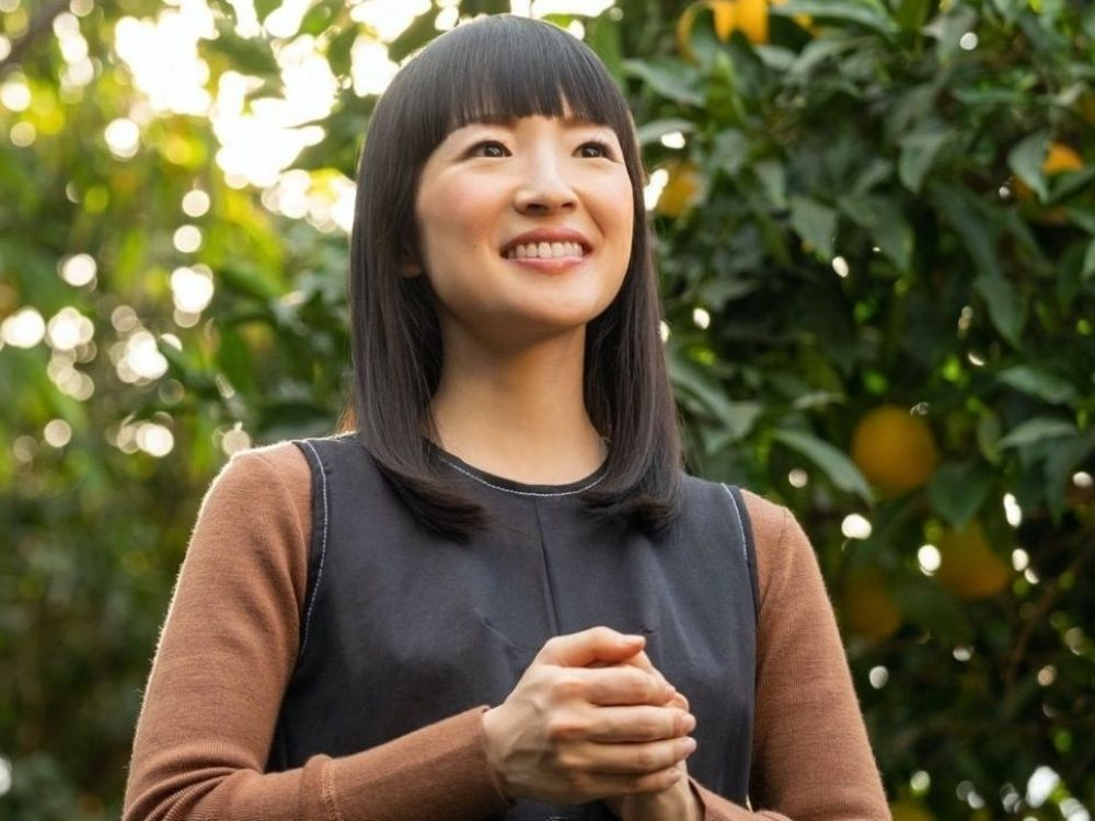 Radość życia z Marie Kondo online - opis serialu. Gdzie oglądać?
