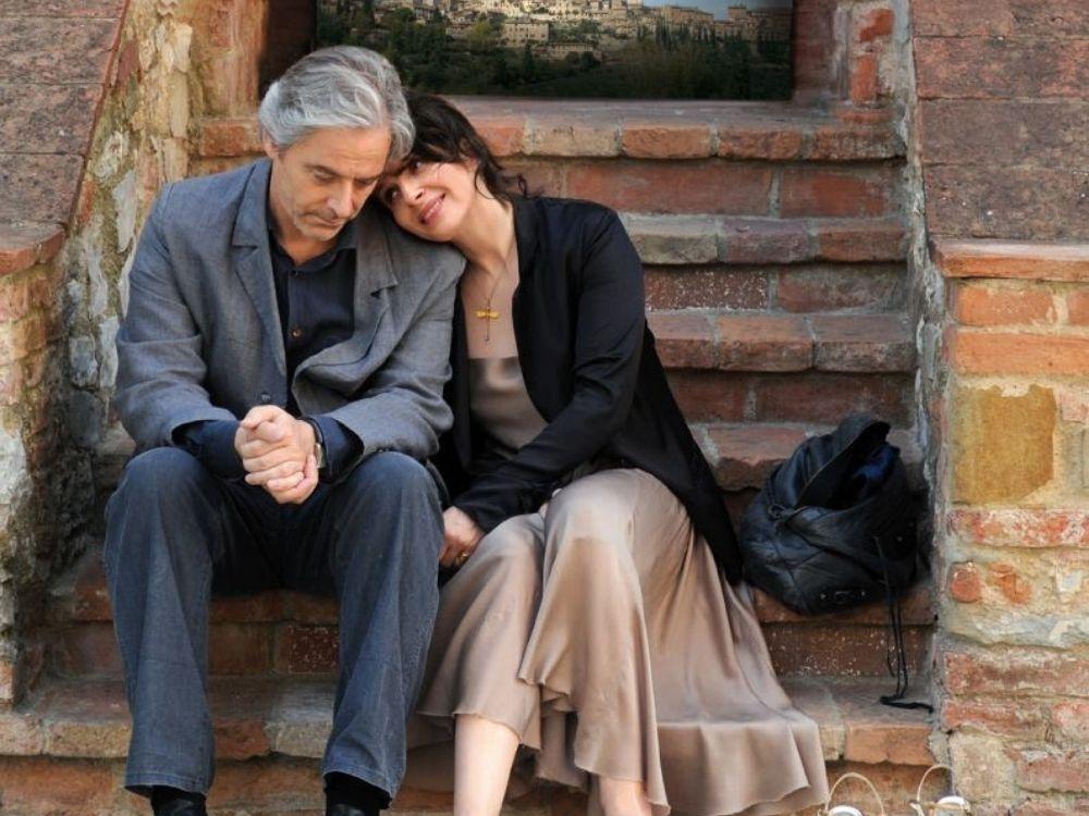 Zapiski z Toskanii - flirt czy subtelna gra?