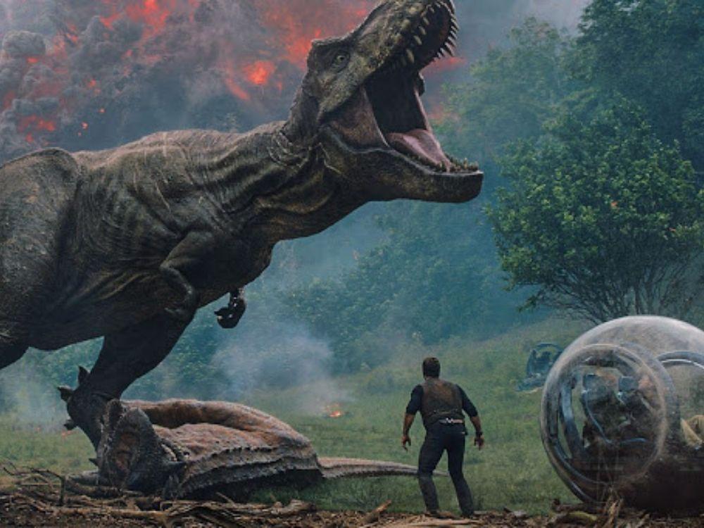 Jurassic World: Upadłe królestwo - na ratunek dinozaurom