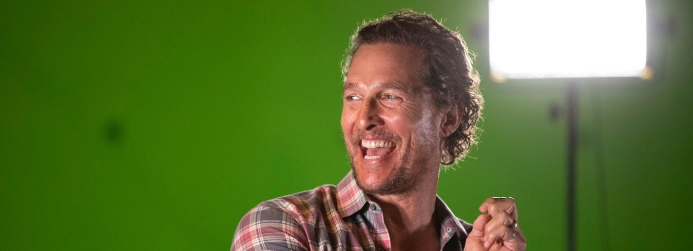 """Matthew McConaughey – gwiazdor filmu """"Witaj w klubie"""". Wiek, wzrost, waga, Instagram, kariera, żona, dzieci"""