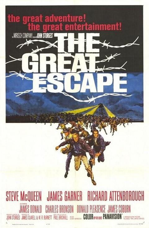 Wielka ucieczka (1963) online. Obsada, opinie, opis fabuły, zwiastun