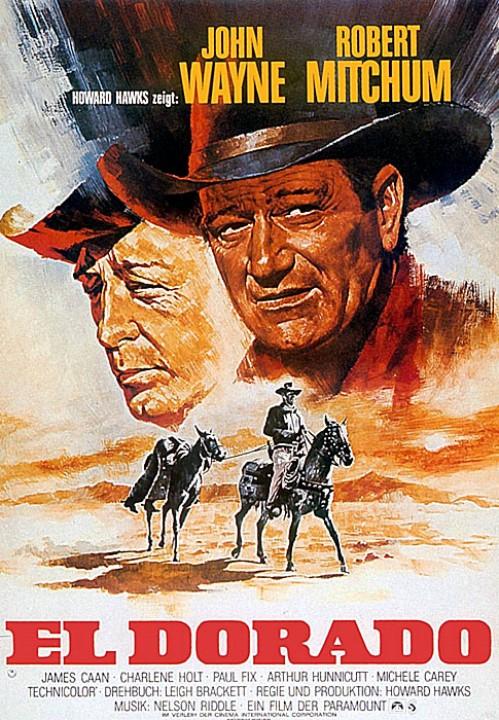 El Dorado (1966) online. Obsada, opinie, opis fabuły, zwiastun