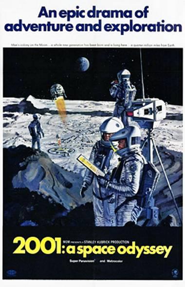 2001: Odyseja kosmiczna (1968) online. Obsada, opinie, opis fabuły, zwiastun