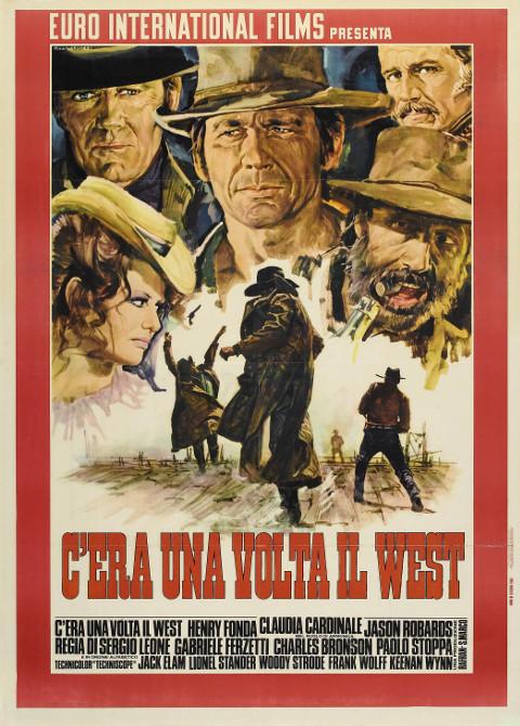 Pewnego razu na Dzikim Zachodzie (1968) online. Obsada, opinie, opis fabuły, zwiastun
