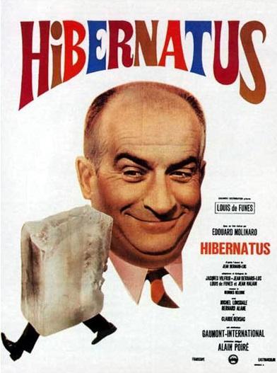 Hibernatus (1969) online. Obsada, opinie, opis fabuły, zwiastun