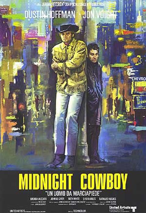 Nocny kowboj (1969) online. Obsada, opinie, opis fabuły, zwiastun