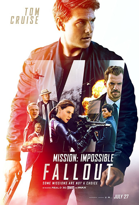 Mission: Impossible - Fallout (2018) online. Obsada, opinie, opis fabuły, zwiastun