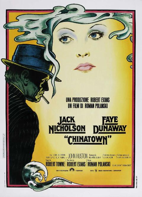 Chinatown (1974) online. Obsada, opinie, opis fabuły, zwiastun