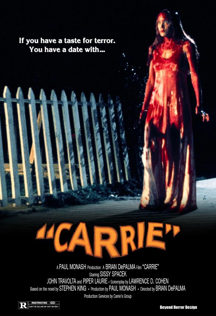 Carrie (1976) online. Obsada, opinie, opis fabuły, zwiastun