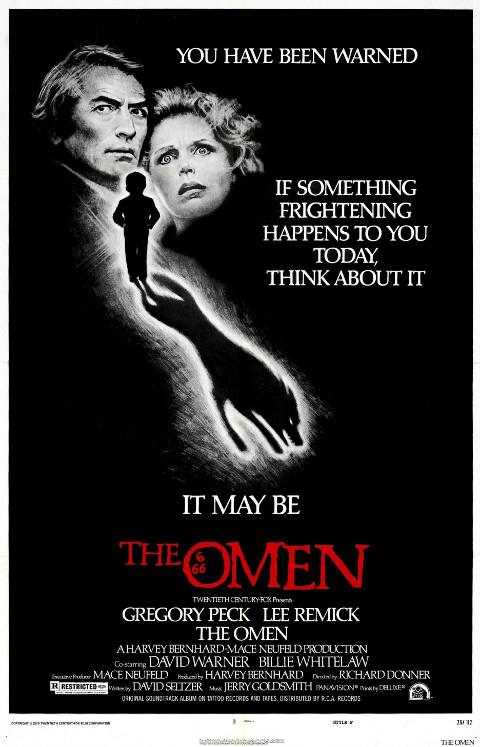 Omen (1976) online. Obsada, opinie, opis fabuły, zwiastun