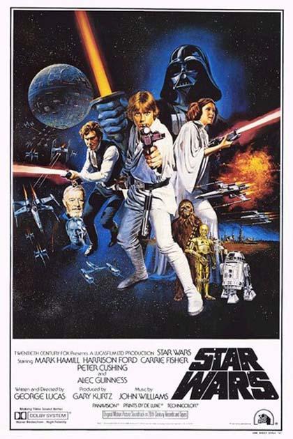 Gwiezdne Wojny: Część IV - Nowa nadzieja (1977) online. Obsada, opinie, opis fabuły, zwiastun