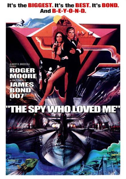 Szpieg, który mnie kochał (1977) online. Obsada, opinie, opis fabuły, zwiastun