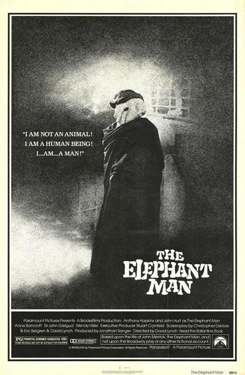Człowiek słoń (1980) online. Obsada, opinie, opis fabuły, zwiastun