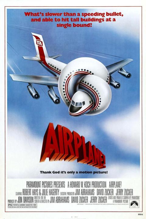 Czy leci z nami pilot? (1980) online. Obsada, opinie, opis fabuły, zwiastun