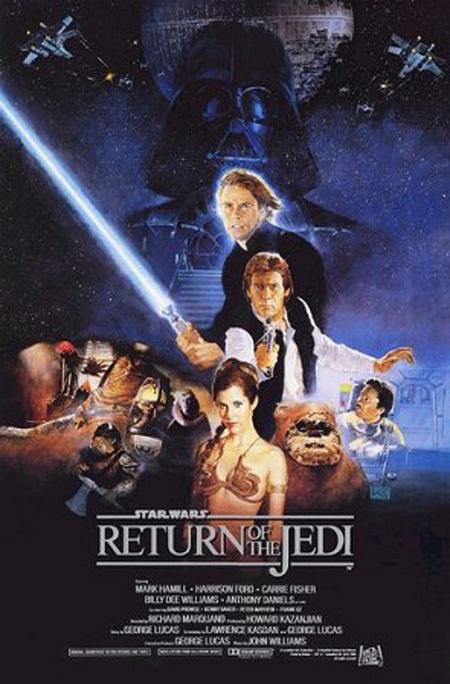 Gwiezdne Wojny: Część VI - Powrót Jedi (1983) online. Obsada, opinie, opis fabuły, zwiastun