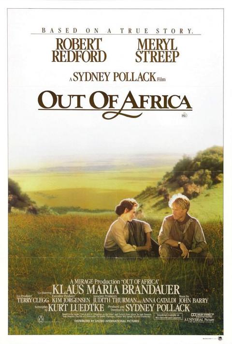 Pożegnanie z Afryką (1985) online. Obsada, opinie, opis fabuły, zwiastun