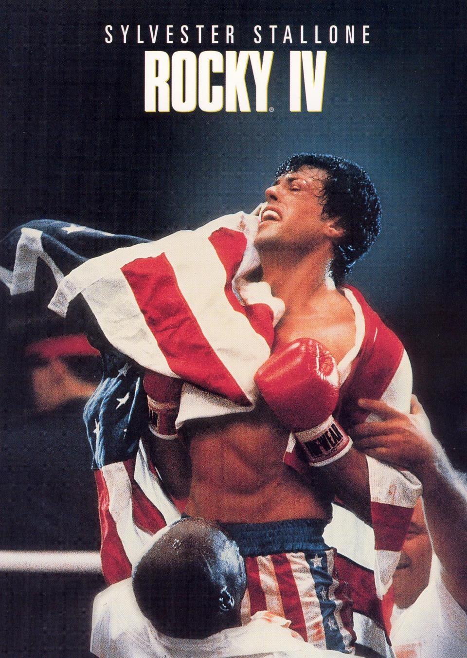 Rocky 4 (1985) online. Obsada, opinie, opis fabuły, zwiastun