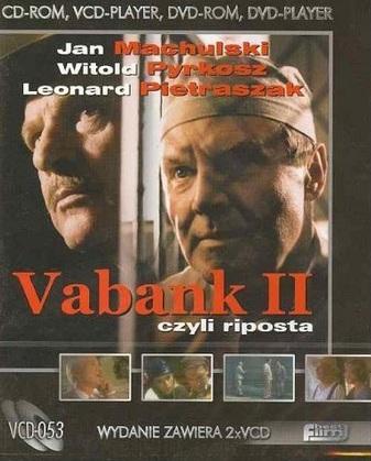 Vabank II, czyli riposta (1985) online. Obsada, opinie, opis fabuły, zwiastun