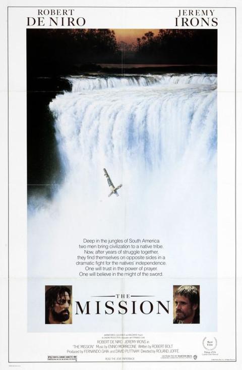 Misja (1986) online. Obsada, opinie, opis fabuły, zwiastun
