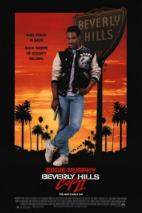 Gliniarz z Beverly Hills 2 (1987) online. Obsada, opinie, opis fabuły, zwiastun