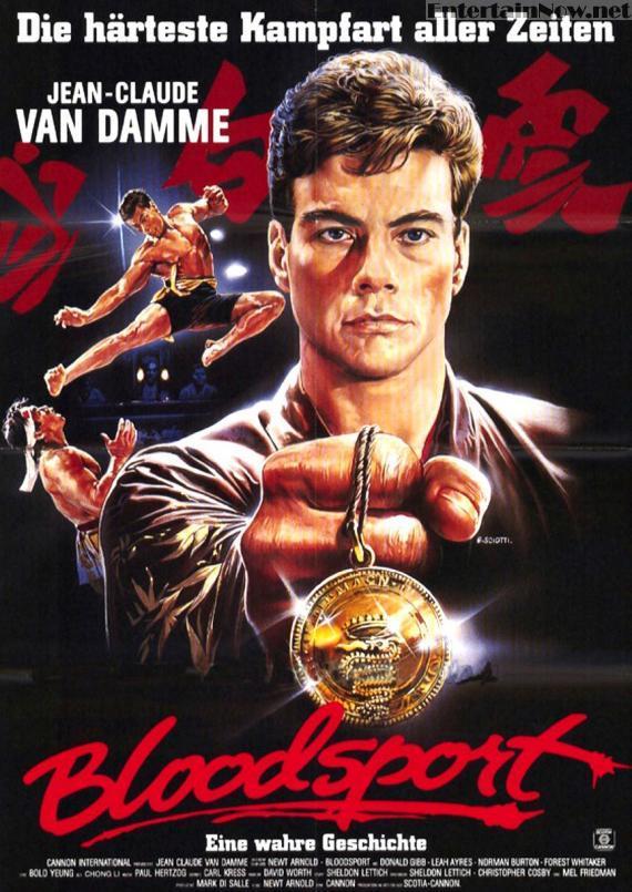 Krwawy sport (1988) online. Obsada, opinie, opis fabuły, zwiastun