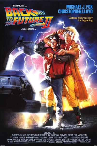 Powrót do przyszłości II (1989) online. Obsada, opinie, opis fabuły, zwiastun