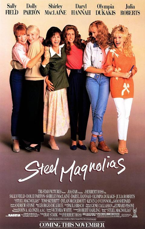 Stalowe magnolie (1989) online. Obsada, opinie, opis fabuły, zwiastun
