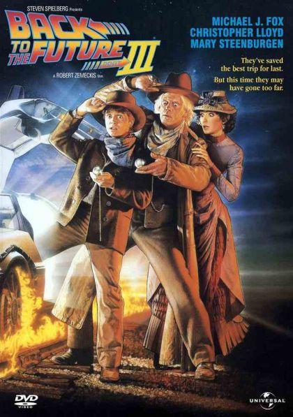 Powrót do przyszłości III (1990) online. Obsada, opinie, opis fabuły, zwiastun