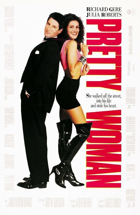 Pretty Woman (1990) online. Obsada, opinie, opis fabuły, zwiastun