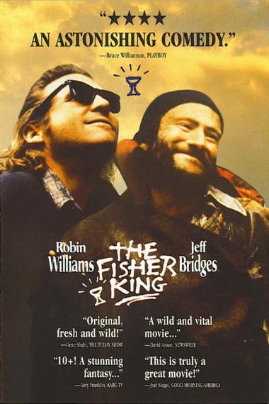 Fisher King (1991) online. Obsada, opinie, opis fabuły, zwiastun