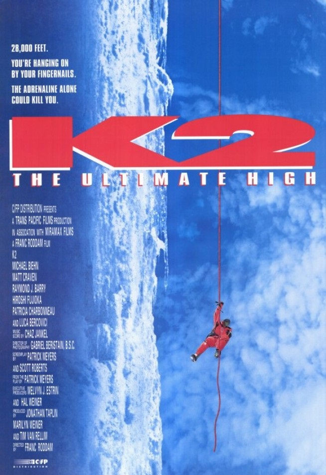 K2 (1991) online. Obsada, opinie, opis fabuły, zwiastun