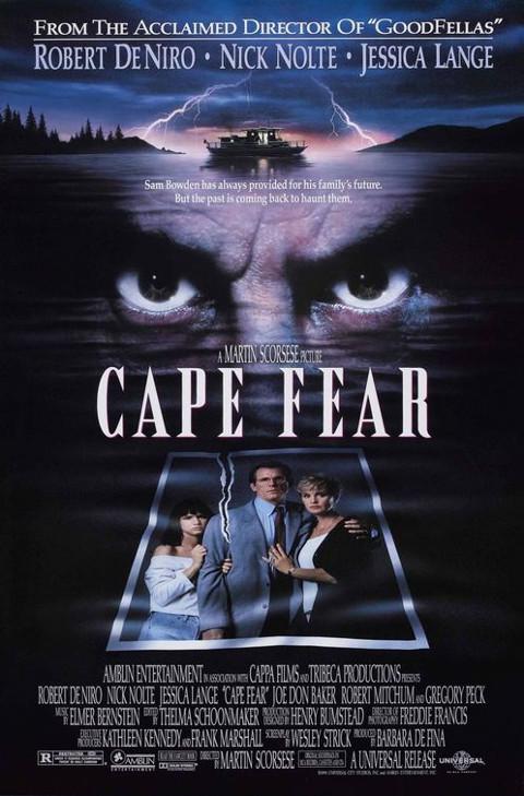 Przylądek strachu (1991) online. Obsada, opinie, opis fabuły, zwiastun