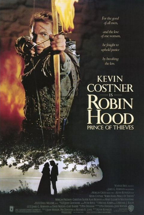 Robin Hood: Książę złodziei (1991) online. Obsada, opinie, opis fabuły, zwiastun