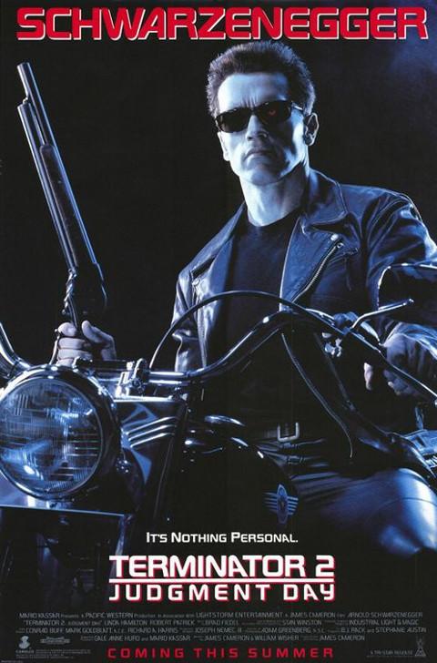 Terminator 2: Dzień sądu (1991) online. Obsada, opinie, opis fabuły, zwiastun