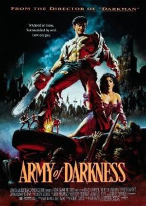 Armia ciemności (1992) online. Obsada, opinie, opis fabuły, zwiastun