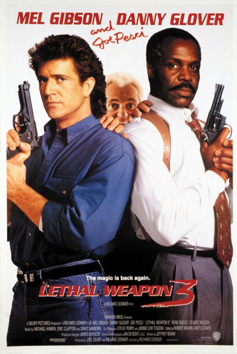 Zabójcza broń 3 (1992) online. Obsada, opinie, opis fabuły, zwiastun
