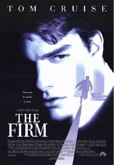 Firma (1993) online. Obsada, opinie, opis fabuły, zwiastun