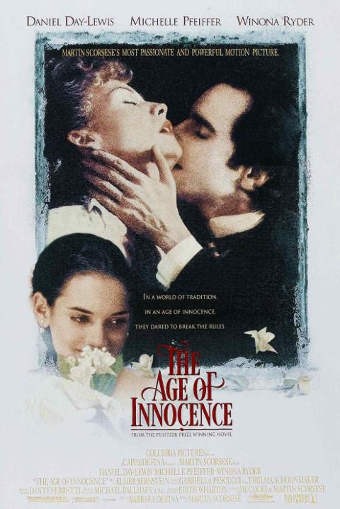 Wiek niewinności (1993) online. Obsada, opinie, opis fabuły, zwiastun